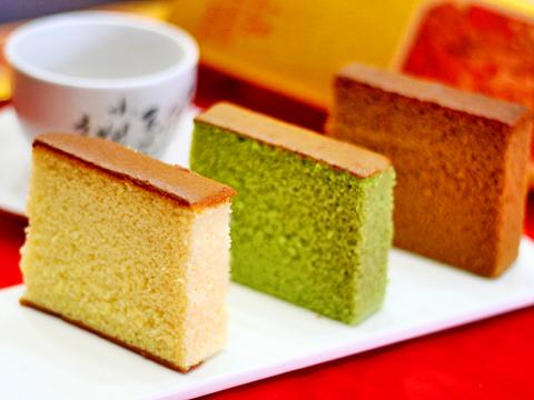 新竹伴手禮˙鶴堂本舖長崎蛋糕